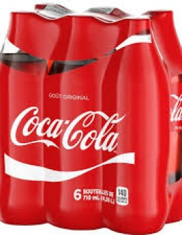 Coca Cola 6 pack 1.5lt