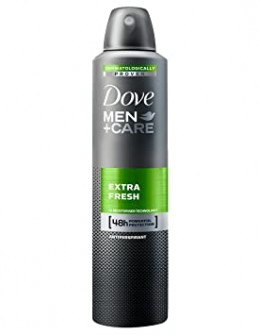 Dove Men Extra Fresh 250ml