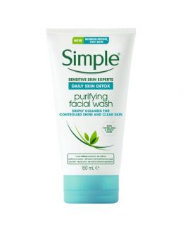 Simple Purifying Facial Wash 150ml