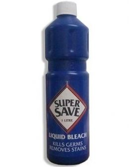 Super Save Liquid Bleach 1lt
