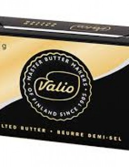 Valio salted butter 200g